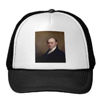U.S. President John Quincy Adams by Gilbert Stuart Trucker Hats