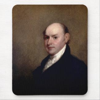 U.S. President John Quincy Adams by Gilbert Stuart Mouse Pad