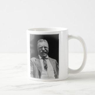 U S President Theodore Teddy Roosevelt Laughing Mugs