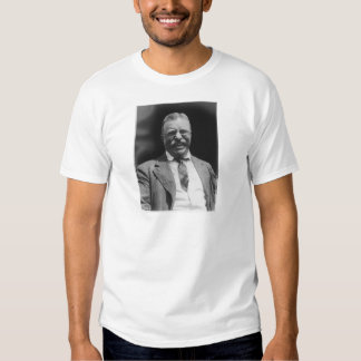 U.S. President Theodore Teddy Roosevelt Laughing T-shirt