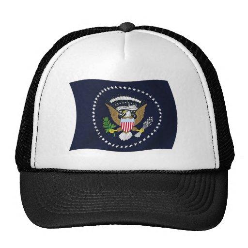 U.S. Presidential Seal Flag Hat