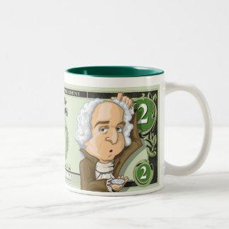 U.S. Presidents Mug Collection: #2 John Adams