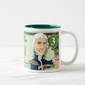 U.S. Presidents Mug Collection: #3 Jefferson