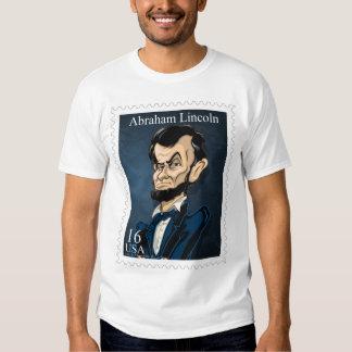 U.S. Presidents Stamp Shirt #16 Lincoln