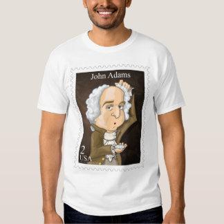 U.S. Presidents Stamp Shirt #2 Adams