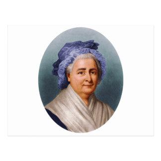 U.S. Primera señora Martha Dandridge Custis Tarjetas Postales