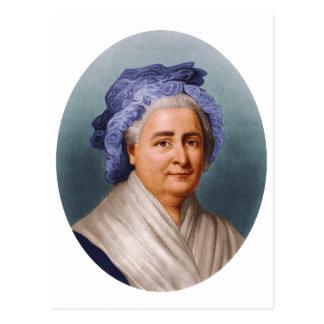 U.S. Primera señora Martha Dandridge Custis Washin Tarjetas Postales