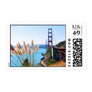 U.S. Puente Golden Gate del sello