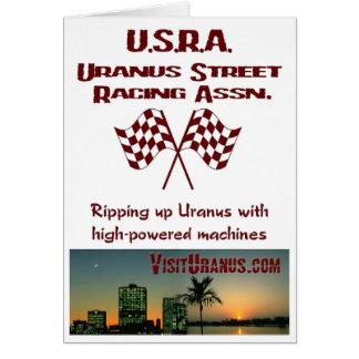 U.S.R.A. CARD