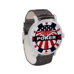 U.S. Reloj del póker de la bandera