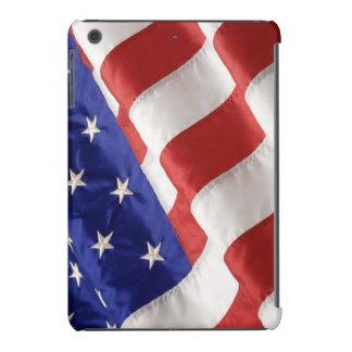 U.S. Retina del iPad de Barely There de la bandera Fundas De iPad Mini Retina