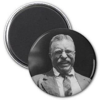 U S Risa de presidente Theodore Teddy Roosevelt Imanes Para Frigoríficos