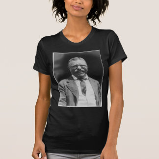 U S Risa de presidente Theodore Teddy Roosevelt Camiseta
