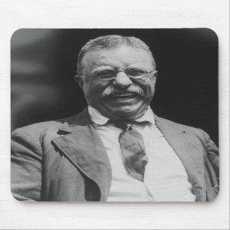 U.S. Risa de presidente Theodore Teddy Roosevelt Alfombrillas De Ratones