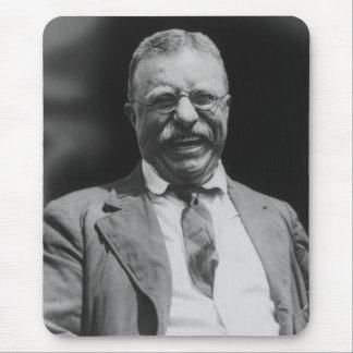 U S Risa de presidente Theodore Teddy Roosevelt Alfombrillas De Ratones