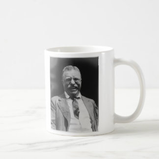 U.S. Risa de presidente Theodore Teddy Roosevelt Tazas De Café