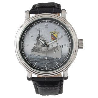 U S S Albany CG-10 wrist watch