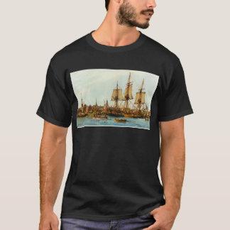 U.S.S. Barco de la Armada de Alfred de Nowland Van Playera