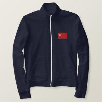 U.s.s.r. Embroidered Jacket