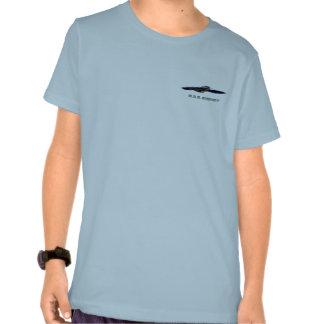 U.S.S. REENTRY_MCC-1775_Saloon Class T-shirt