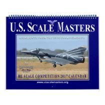 U.S. Scale Masters 2017 Calendar