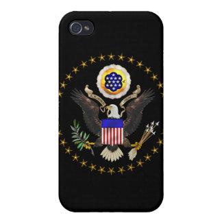 U S Seal iPhone 4 Cover