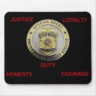 U.S. SECRET SERVICE MOUSE PAD