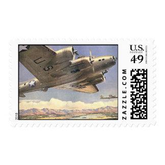 U.S. Sello del bombardero del ejército