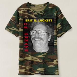 U S Senate Camo T-shirt EDL121815004