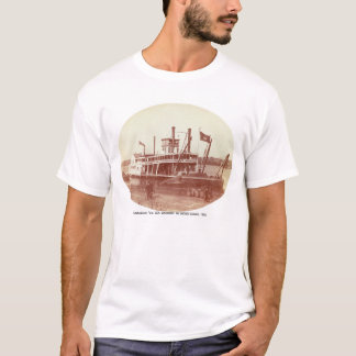 "U.S. Snagboat ""General Barnard"" 1885 T-Shirt"