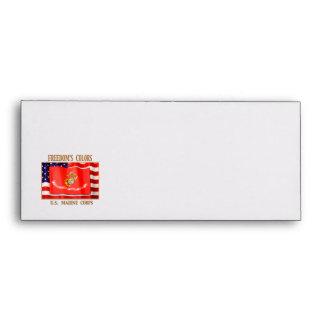 U.S. Sobre del Cuerpo del Marines