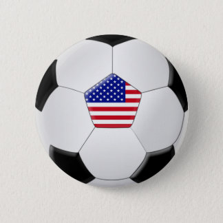 U.S Soccer Ball Button