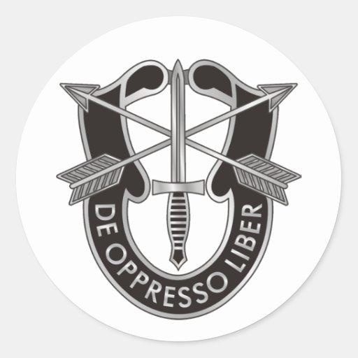 U.S. Special Forces Crest Sticker