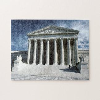 U.S. Supreme Court Jigsaw Puzzle