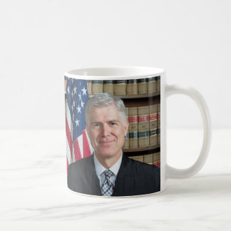 U.S. Supreme Court Justice Neil Gorsuch Coffee Mug