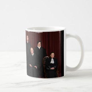 U.S. Supreme Court Justices Mugs