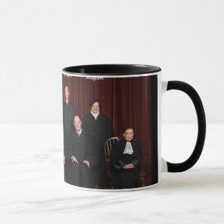 U.S. Supreme Court Justices Mug