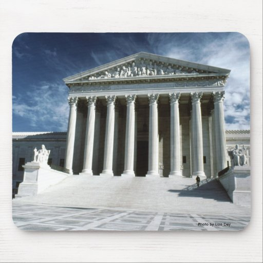 U.S. Supreme Court Mousepad