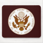 U.S. Supreme Court Seal Mouse Pad
