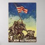 """U.S. Vintage """"ahora todo del Cuerpo del Marines ju Impresiones"""