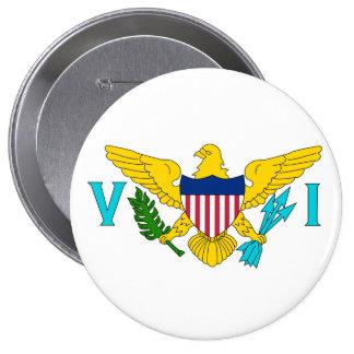 U S Virgin Islands Pin