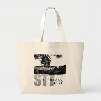 U.S. Virgin Islands Canvas Bag