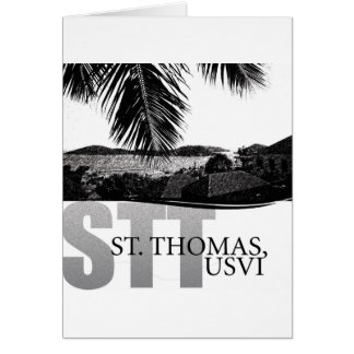 U.S. Virgin Islands Card