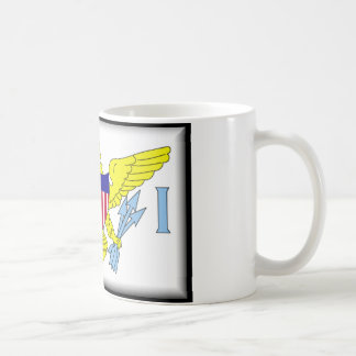U.S. Virgin Islands Coffee Mug