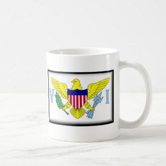 U.S. Virgin Islands Coffee Mug