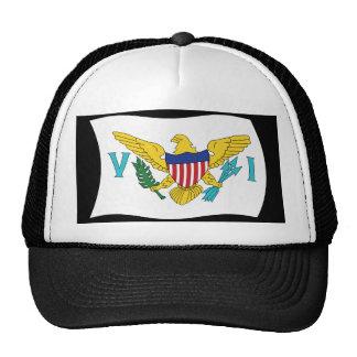 U.S. Virgin Islands Flag Hat