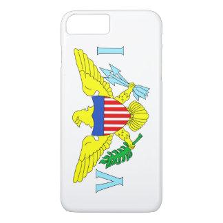 U.S. Virgin Islands Flag iPhone 7 Plus Case