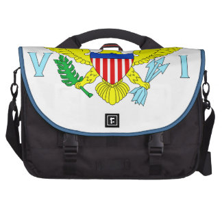 U.S. Virgin Islands Commuter Bag