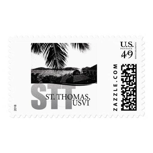 U.S. Virgin Islands Postage Stamp
