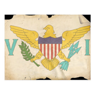 U.S. VIRGIN ISLANDS POSTCARDS